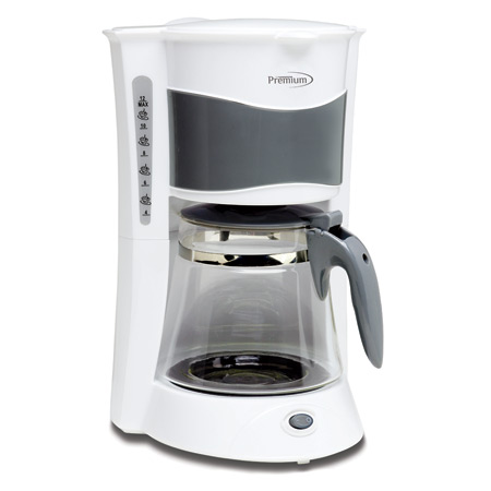 Premium appliances 10 12 cups coffee maker for Apartment therapy coffee maker