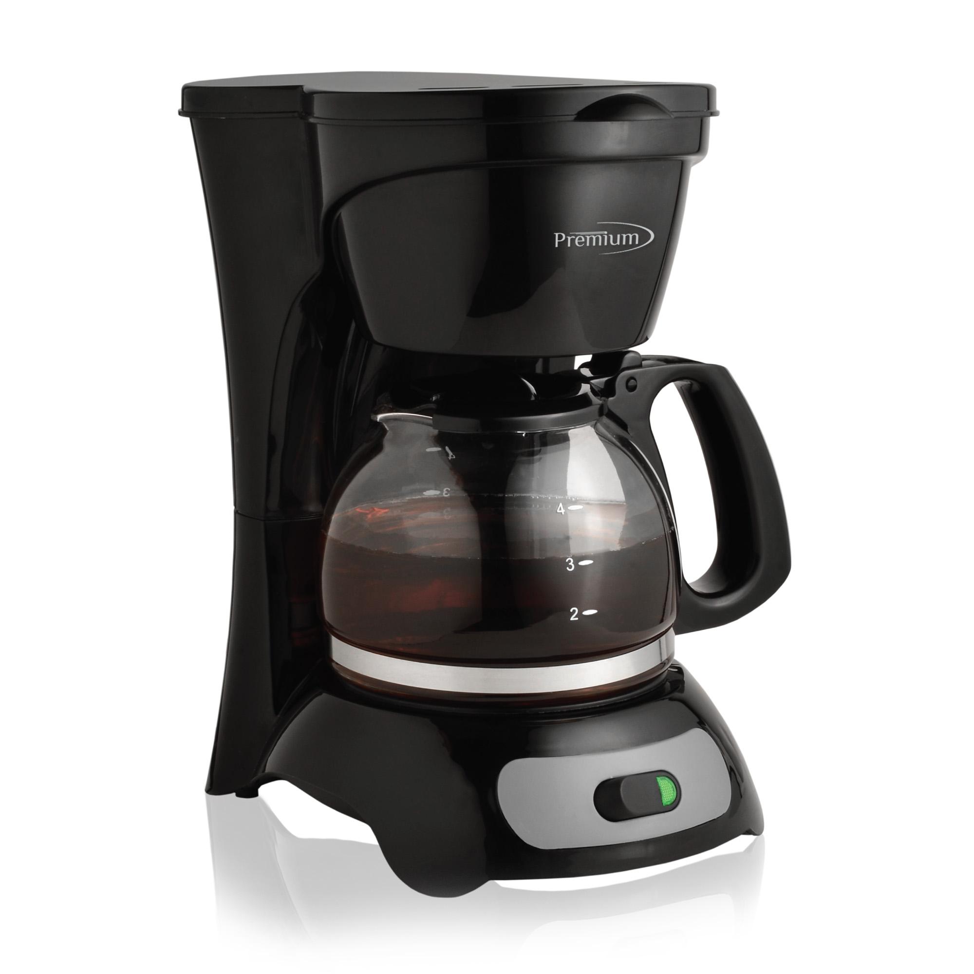 Small Coffee Maker Flipkart : Premium Appliances - Coffee Maker 4 Cups