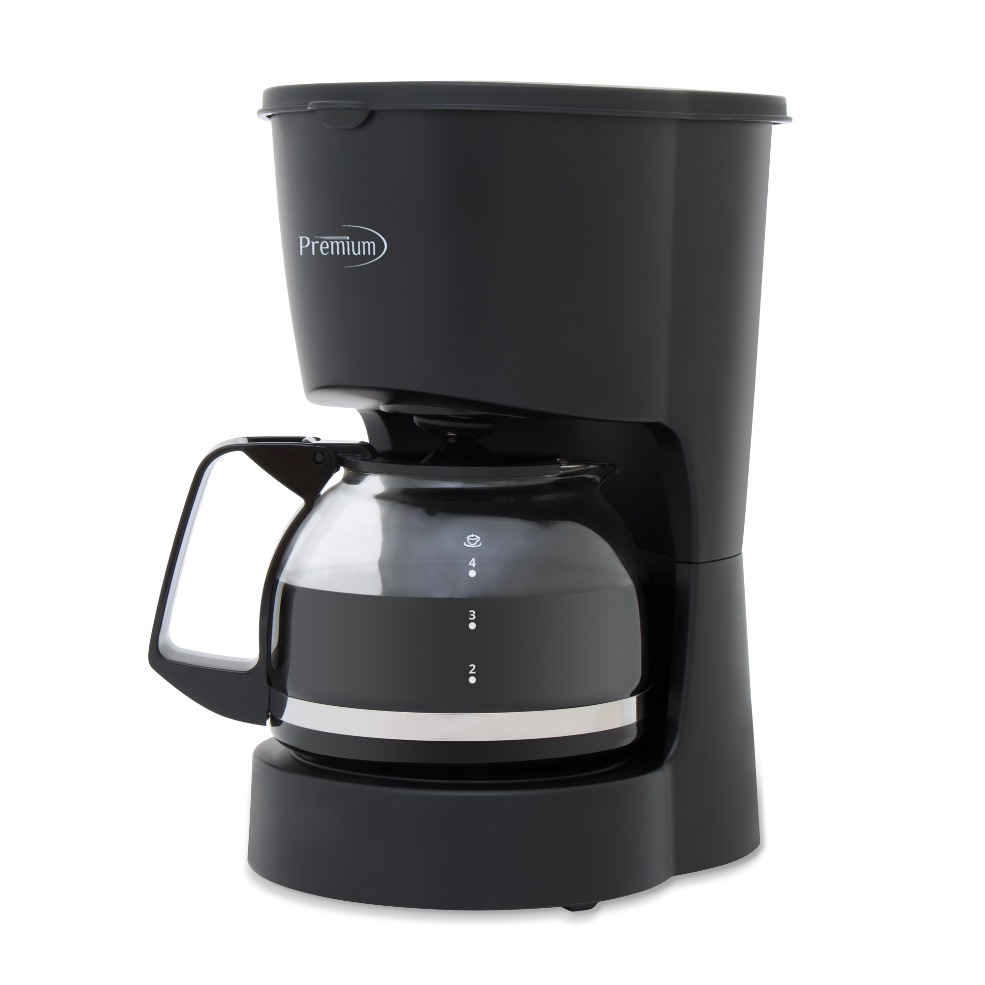 Premium Appliances 4 Cup Coffee Maker