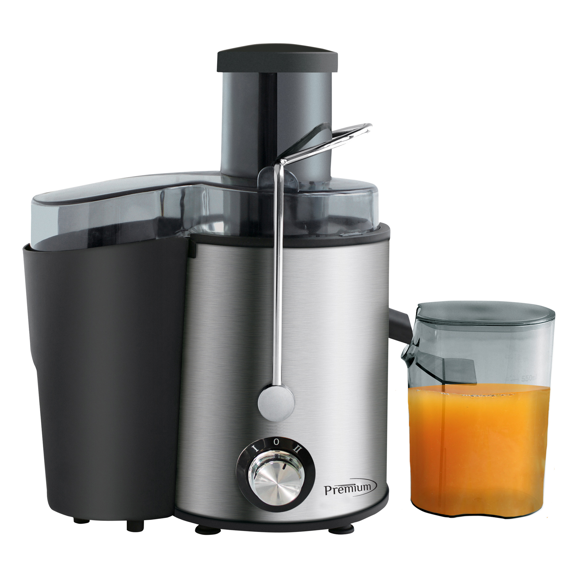 Premium Appliances Stainless Steel Juice Extractor
