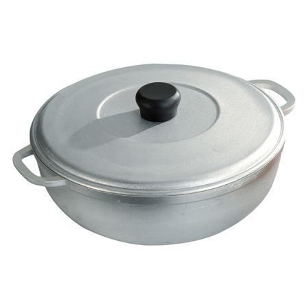 Premium Appliances 4 75 Qt Cast Aluminum Pot