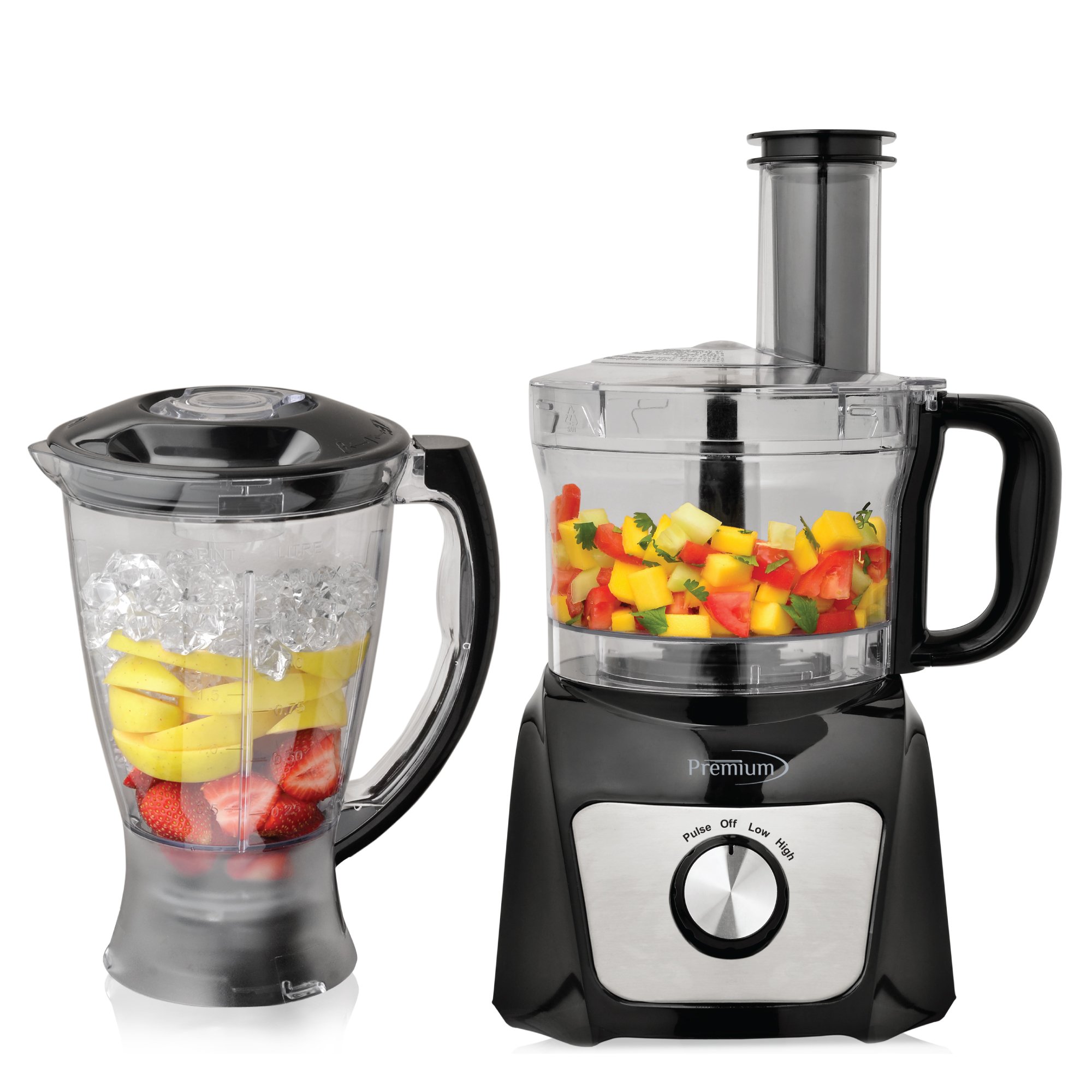 premium appliances food processor blender. Black Bedroom Furniture Sets. Home Design Ideas