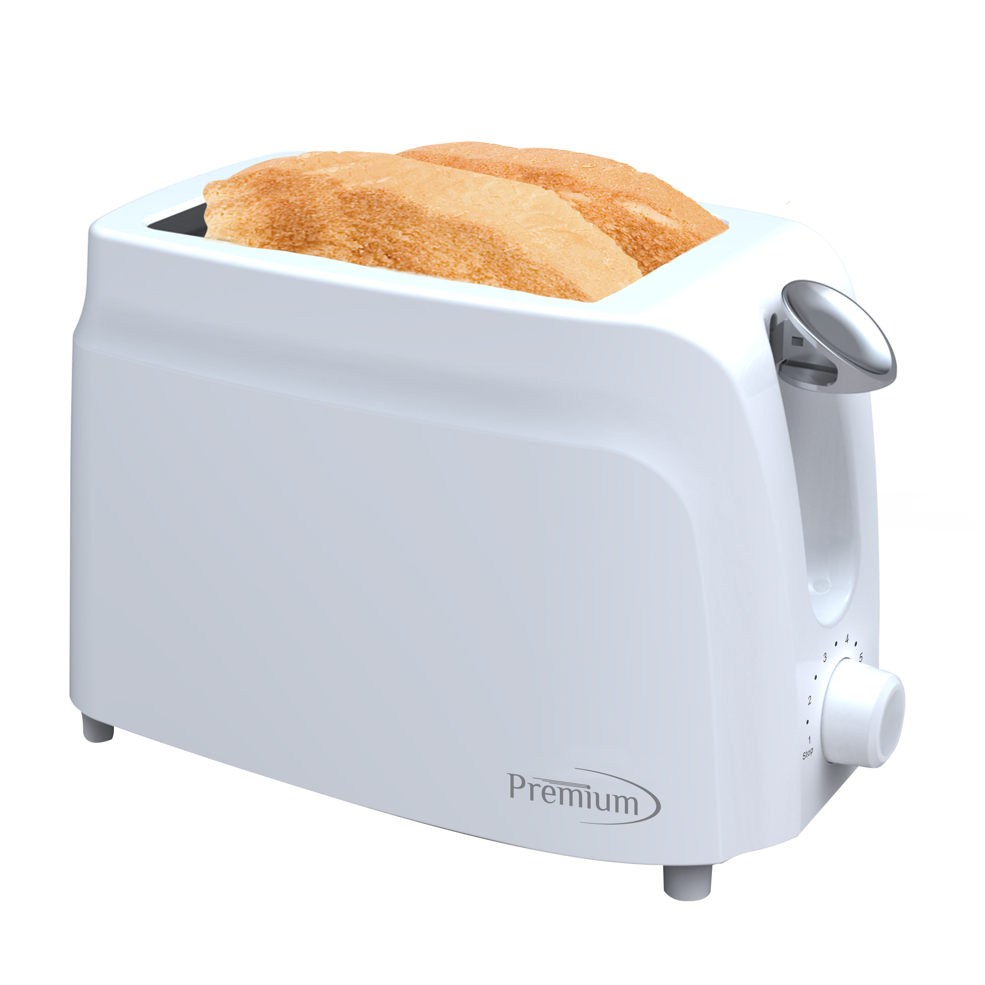Premium Appliances 2 Slice Toaster