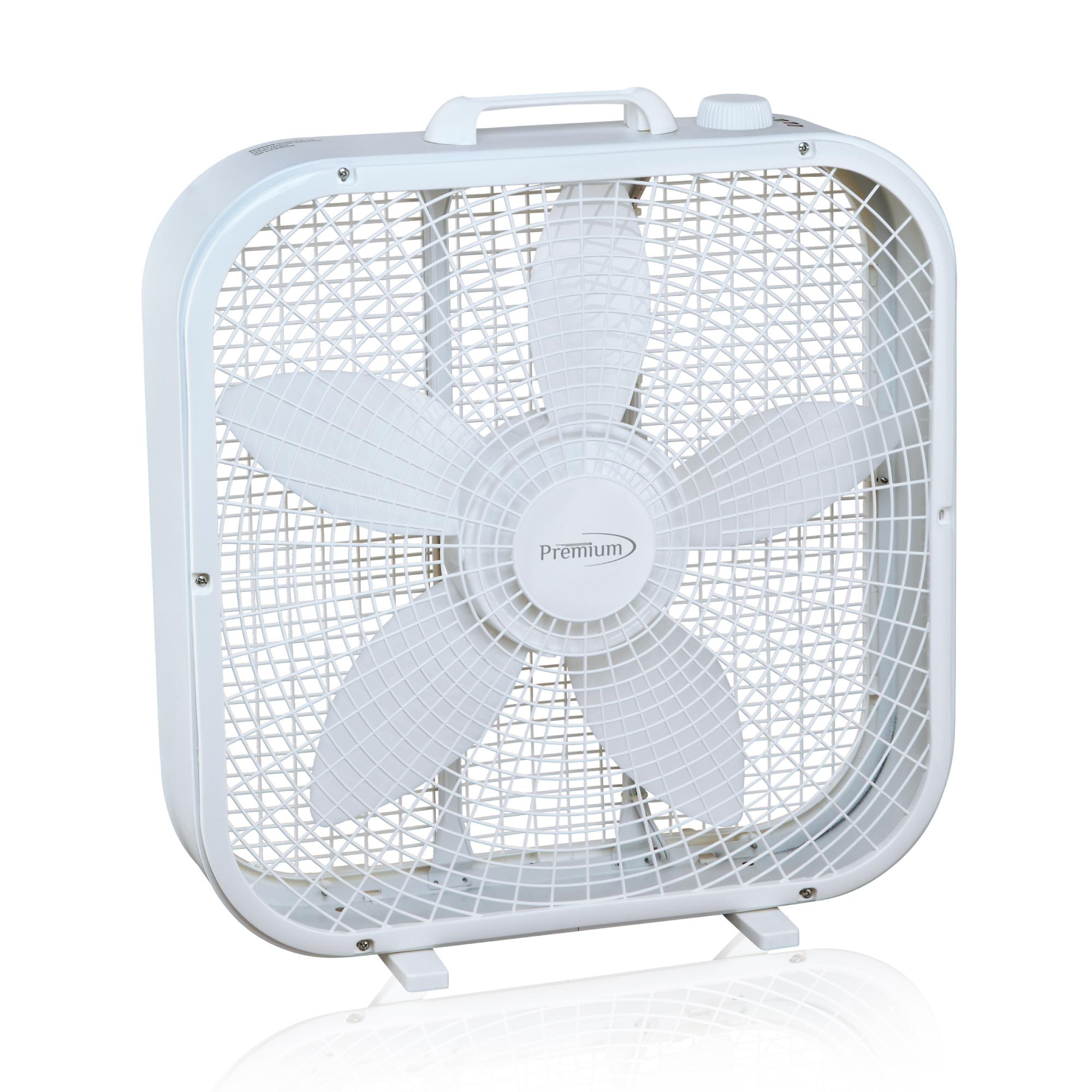 Premium Appliances 20 Box Fan