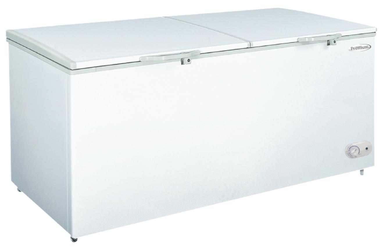 Premium Appliances 26 0 Ft 179 Double Door Freezer