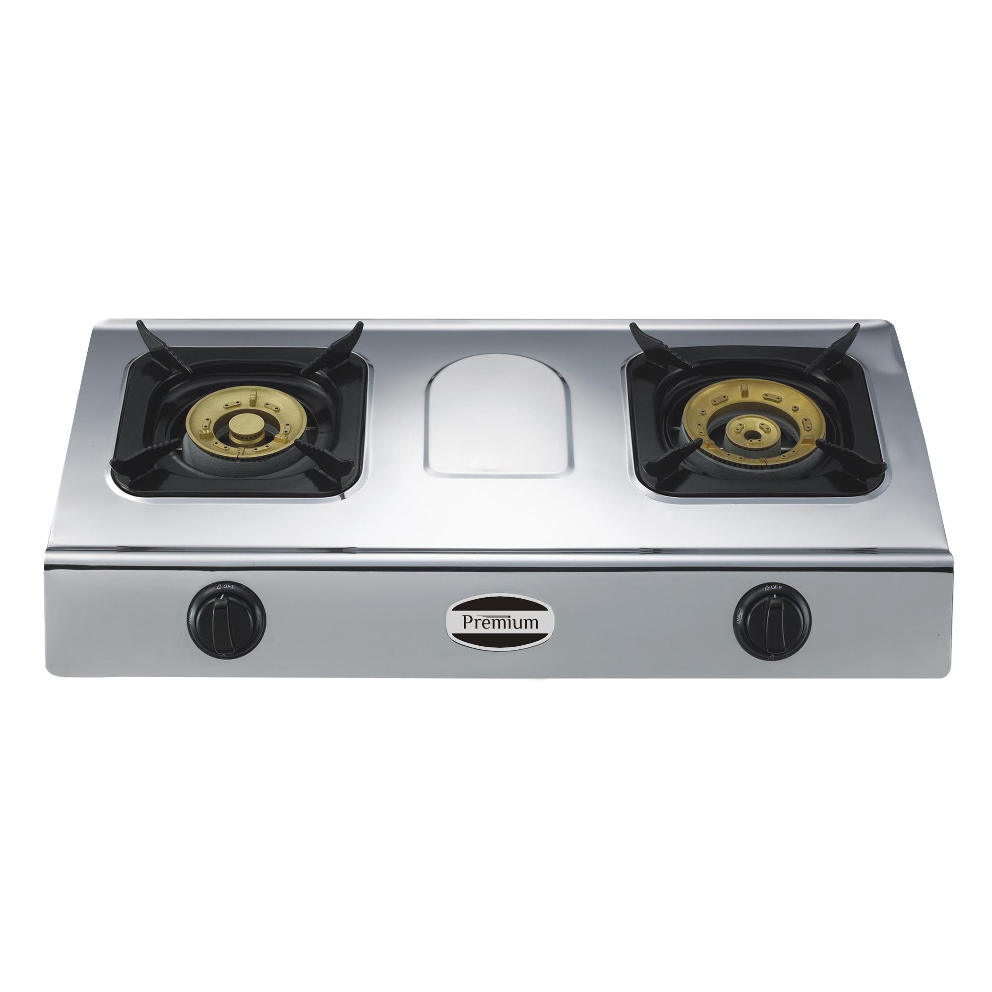 premium appliances deluxe portable gas stove. Black Bedroom Furniture Sets. Home Design Ideas