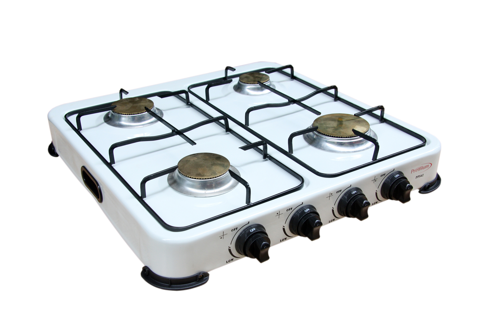 Premium Appliances 4 Burners Portable Gas Stove