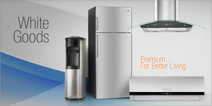 Merveilleux Premium Appliances