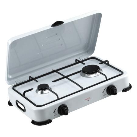 2 Burners Portable Gas Stove